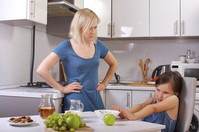 6 reasons not to force your child to finish their meal #1