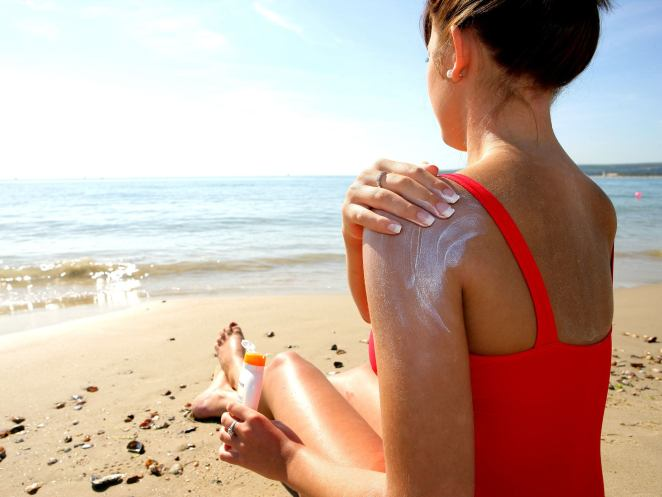 Fungal infections increase in summer #1