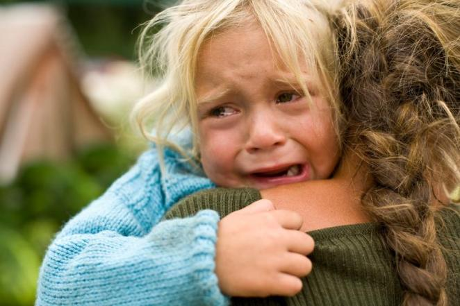 5 reasons to let your child cry #1