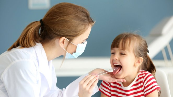 Adenoids in children can trigger many health problems #2