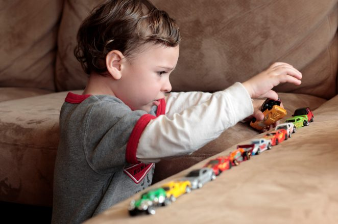 Early education is important in autism #1