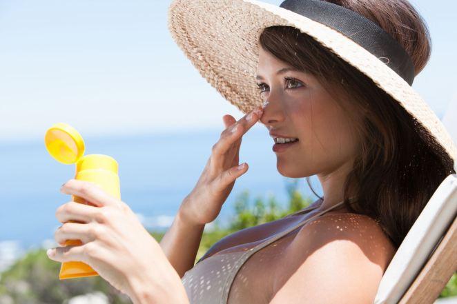 Tips for healthy sunbathing #1