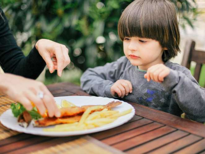 Warnings from the specialist against iron deficiency in children #1