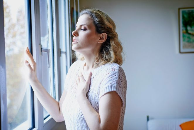 Sweating and fatigue in the summer can be a harbinger of a hidden heart #4