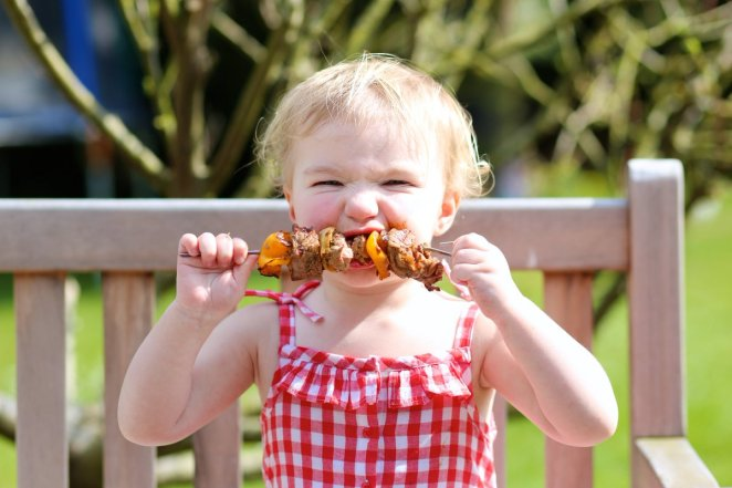 Attention to excessive meat and sugar consumption of children during the holiday #2