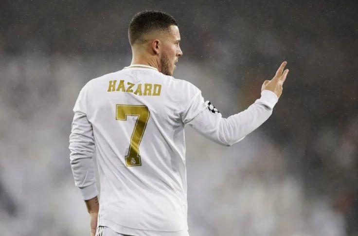 Real Madrid: Eden Hazard ruled out of El Clasico match against Barcelona - Football Espana