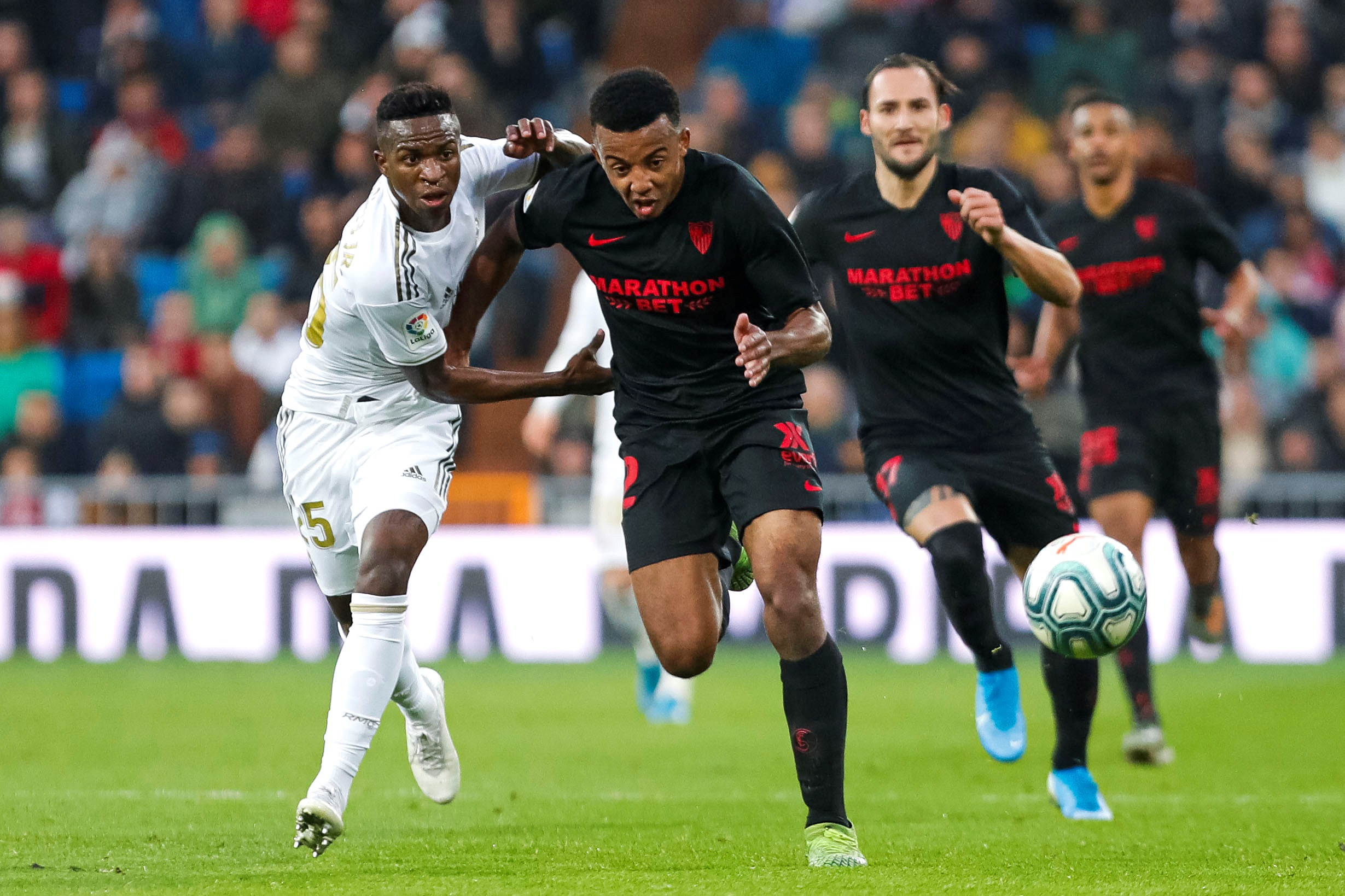 Part of the fee is expected to be financed through selling kurt zouma. Sevilla confident of Jules Kounde renewal despite ...