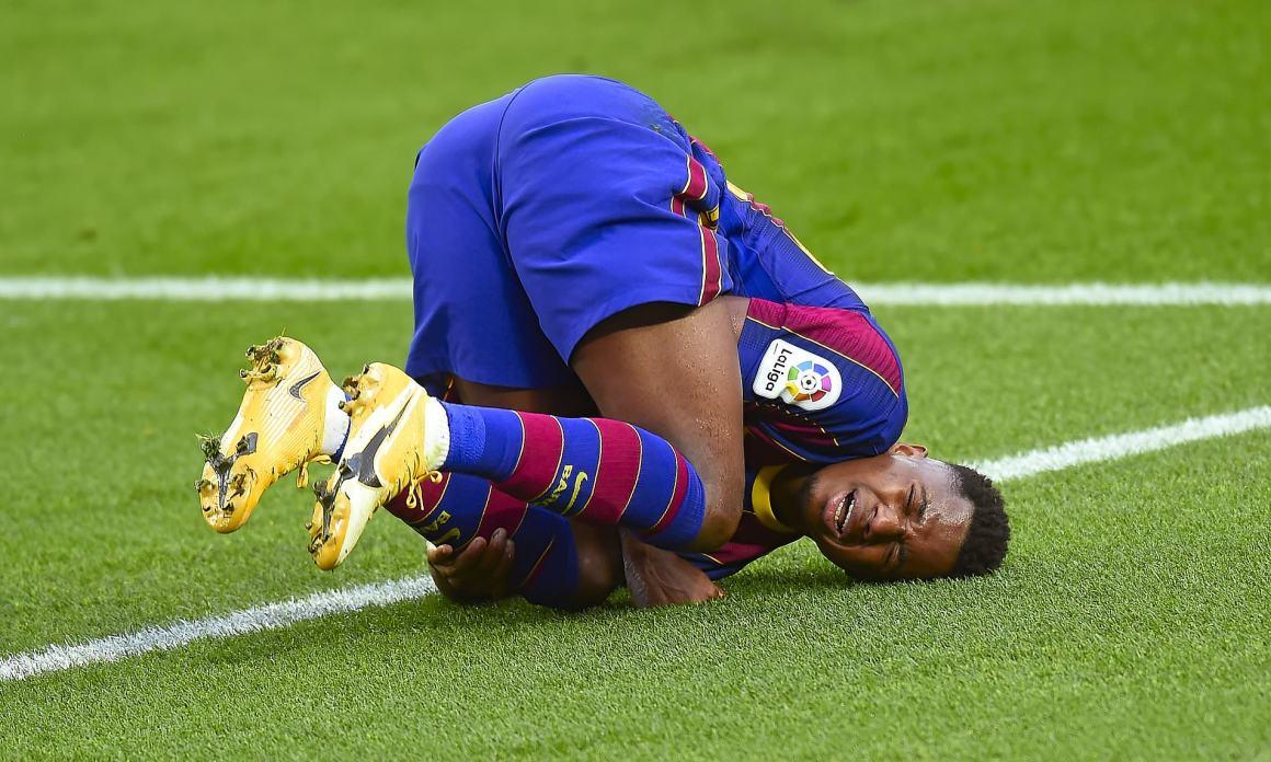 Barcelona receive huge boost on Ansu Fati recovery - Football Espana