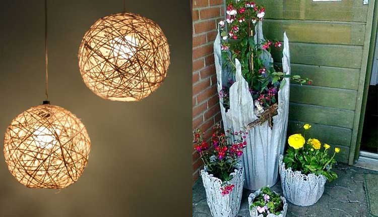 Best 4 Do It Yourself (DIYs) For Home Decor For An Indian