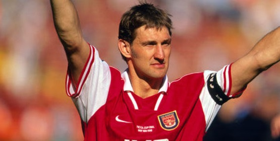 Why are they immortalised with a statue at The Arsenal #1 – Tony Adams (Mr.  Arsenal) - Just Arsenal News