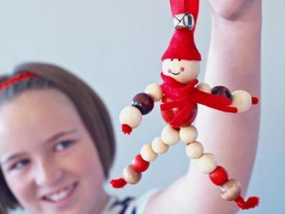 Crafty Christmas Elf; Christmas Elf Crafts for Kids