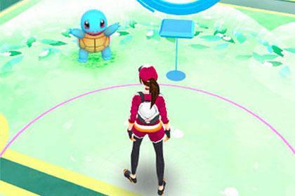 Назван срок появления Pokemon Goв РоссииСкриншот Pokemon Go
