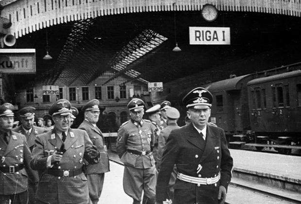 Фашисты казнили в Румбульском лесу более 25 тысяч человек, в том числе много детей