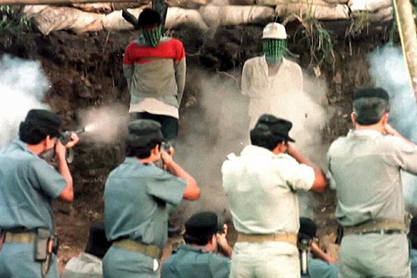 Самые жестокие смертные казни со всего мира: Общество: Мир ...