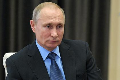 Путин оценил эффективность российского ответа на санкции ...