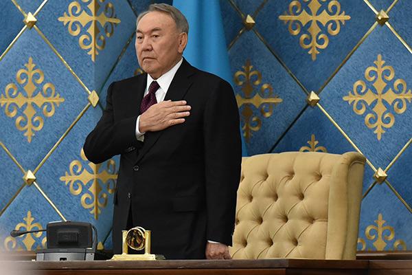 Назарбаев получил еще один титул: Казахстан: Бывший СССР ...