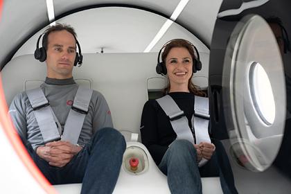 Подземный поезд Илона Маска испытали с людьми: Рынки ...