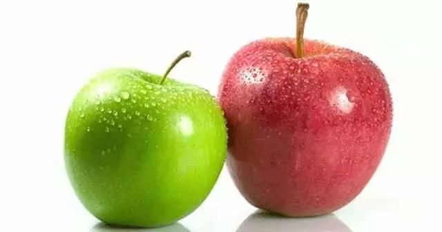 elma kayisi ve elma kabugu maskesi tarifi elma cildi beyazlatir mi  1501267523 - Ağrıları Azaltan Doğal Yiyecekler