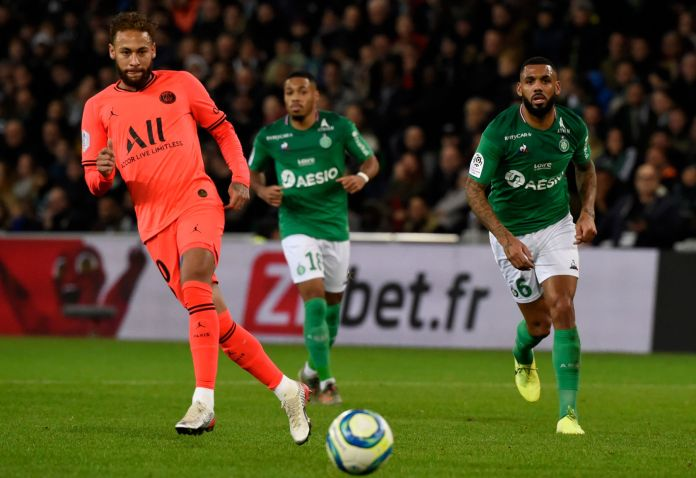 Ponturi pariuri PSG - ST. Etienne