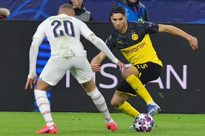 PSG Should Prioritize Hakimi Over Koulibaly Claims Football Pundit ...