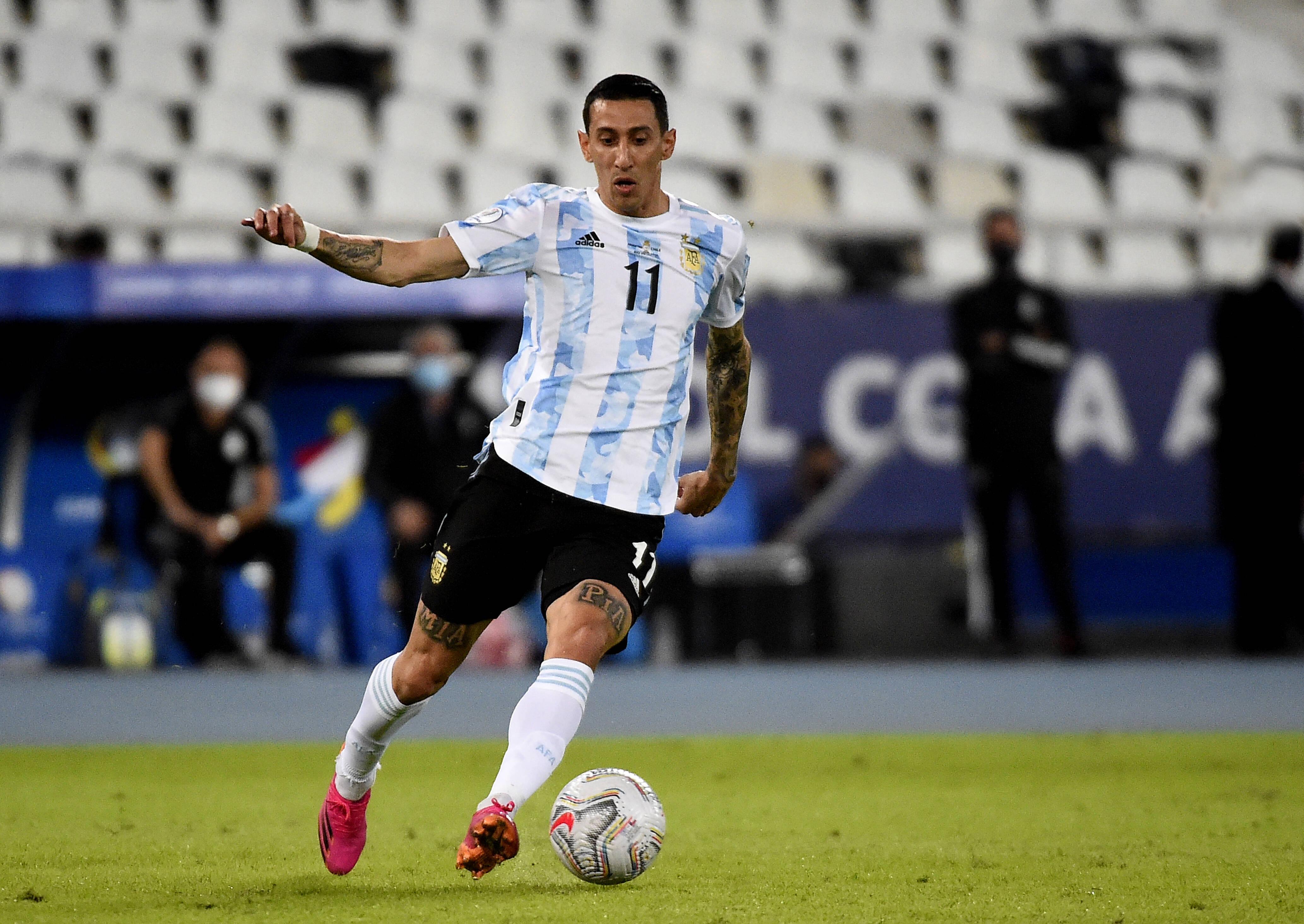 Di Maria Details Takeaways from Argentina's Key Copa America Win Against  Uruguay - PSG Talk