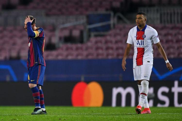 Neymar to miss both Champions League ties against Man Utd