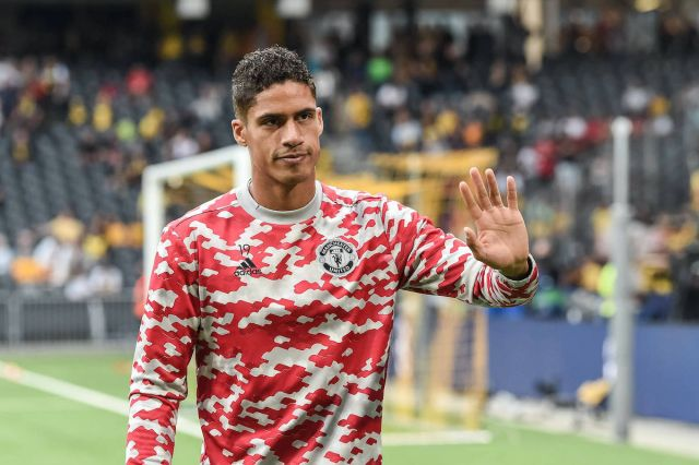 Join the discussion or compare with others! Stats show Raphael Varane is already making a difference ...