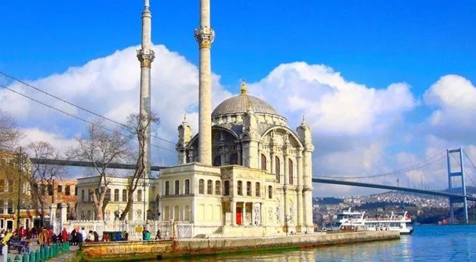 Image result for ortaköy camii