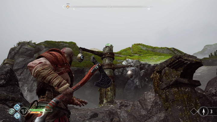 god of war nornir chests collectibles guide 5 forgotten caverns