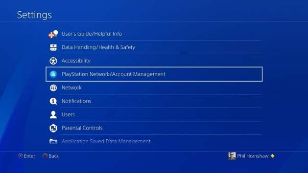 how to factory reset a ps4 playstation 4 network