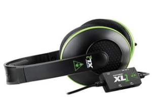 Turtle Beach - Ear Force XL1 Amplified Stereo Gaming Headset _1