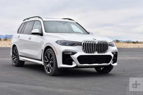 2019 BMW X7 First Drive Review | Digital Trends