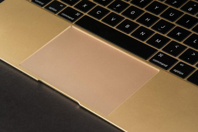 how to right click on mac apple macbook gold  trackpad