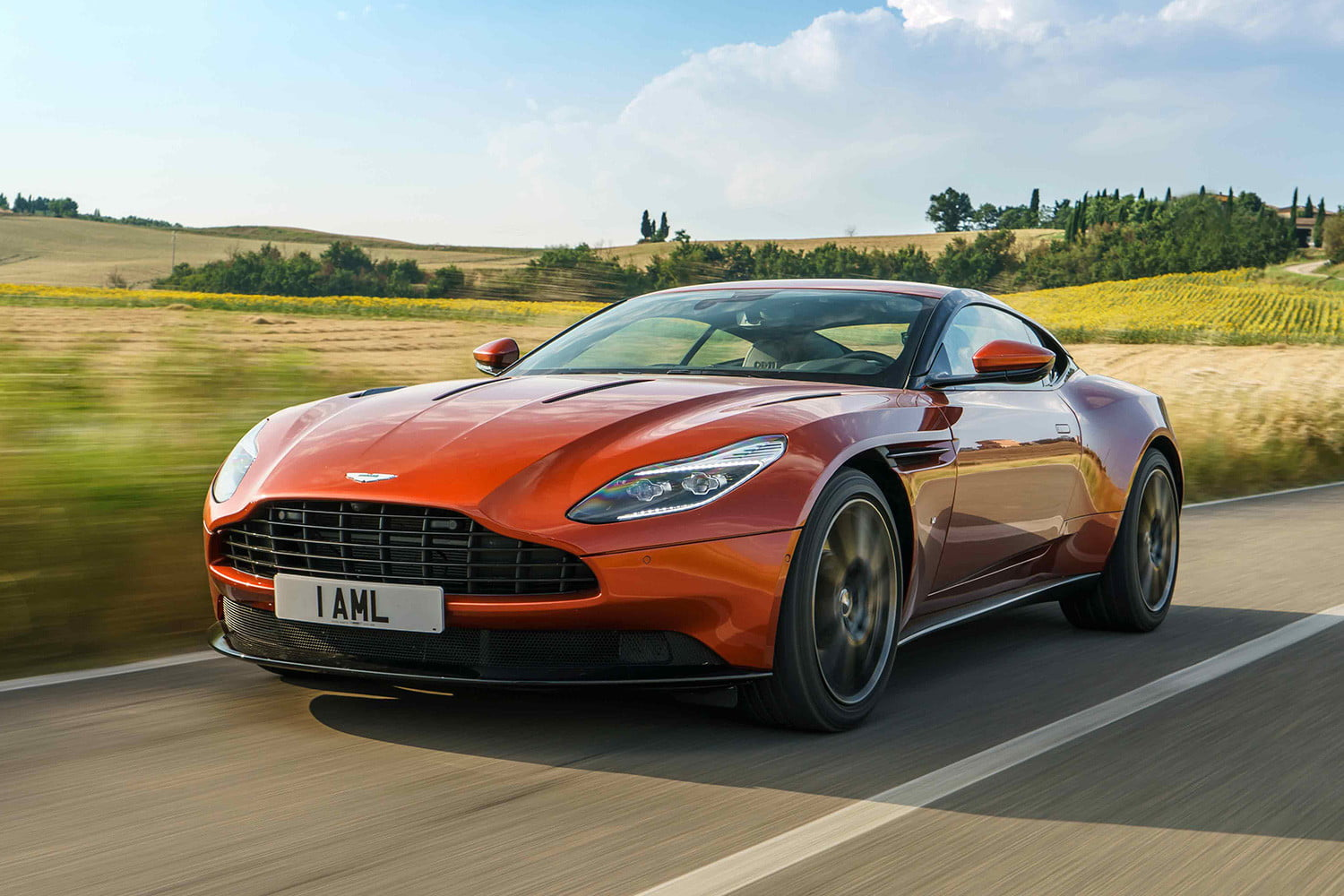 The Best Sports Cars of 2018   Digital Trends 2018 aston martin db11 v8 prod Best Sports Cars Award