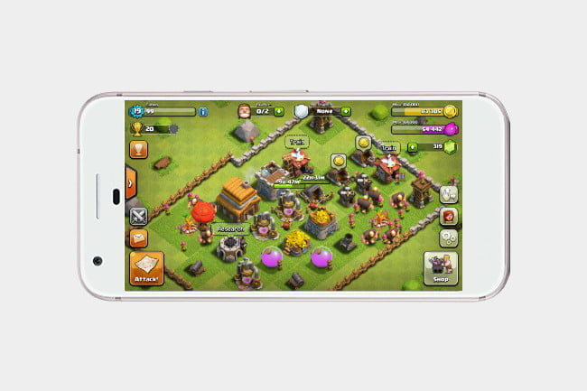 best android games clash of clans