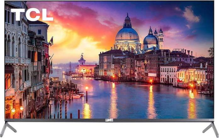 2019 TCL 6-Series QLED 4K Roku TV