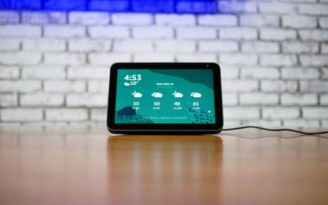 Amazon Echo Show 8 review: Third time's the charm