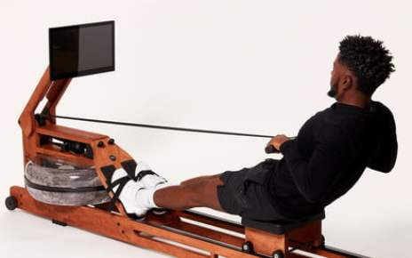 Ergatta Review: Rowing machine makes a game out of exercise
