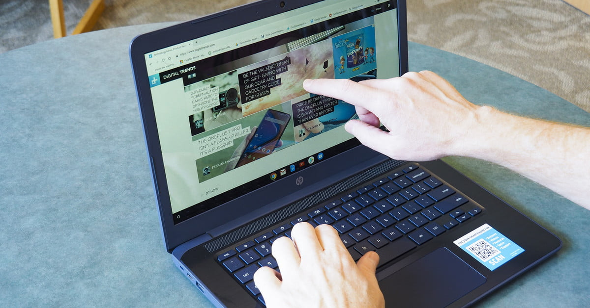 Hp Chromebook 14 Review Amd Can T Save This Budget
