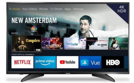 Get an insanely cheap 55-inch 4K TV with this March Madness deal at Best Buy