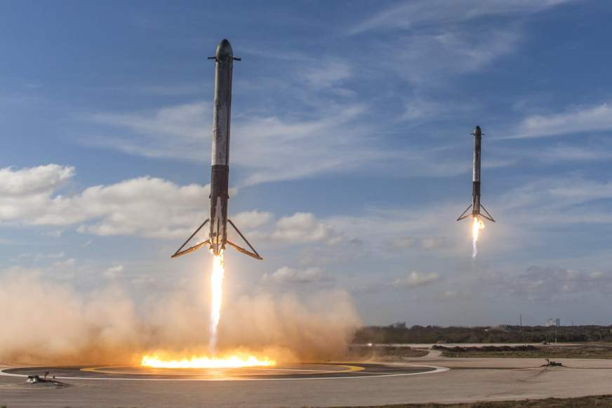SpaceX Launch Calendar: Announced 2019 Schedule for Rocket ...