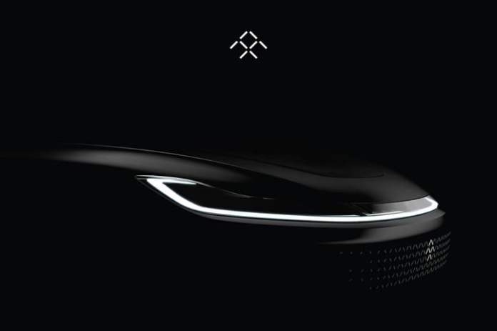 Faraday Future impressed all the right people at CES2017