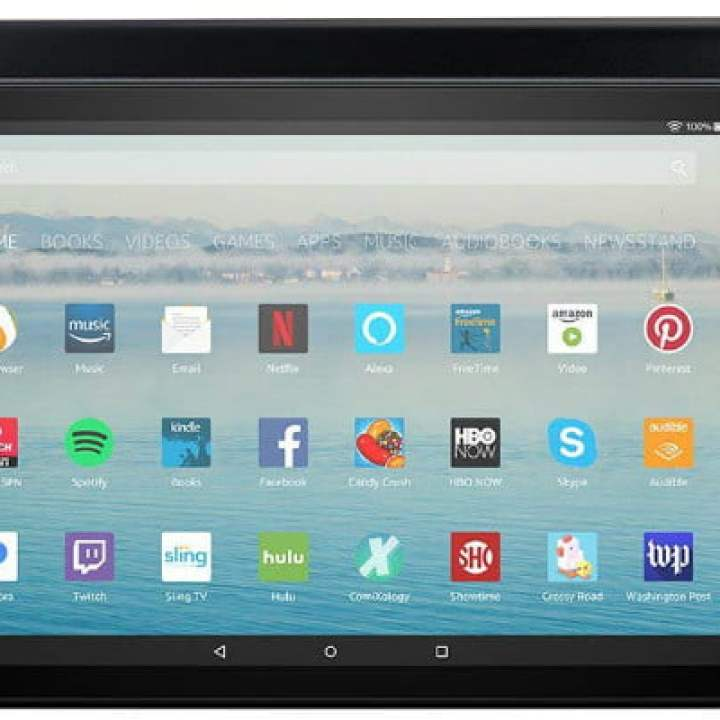Black Friday amazon device offre fire hd 10 tablet con mani libere di alexa