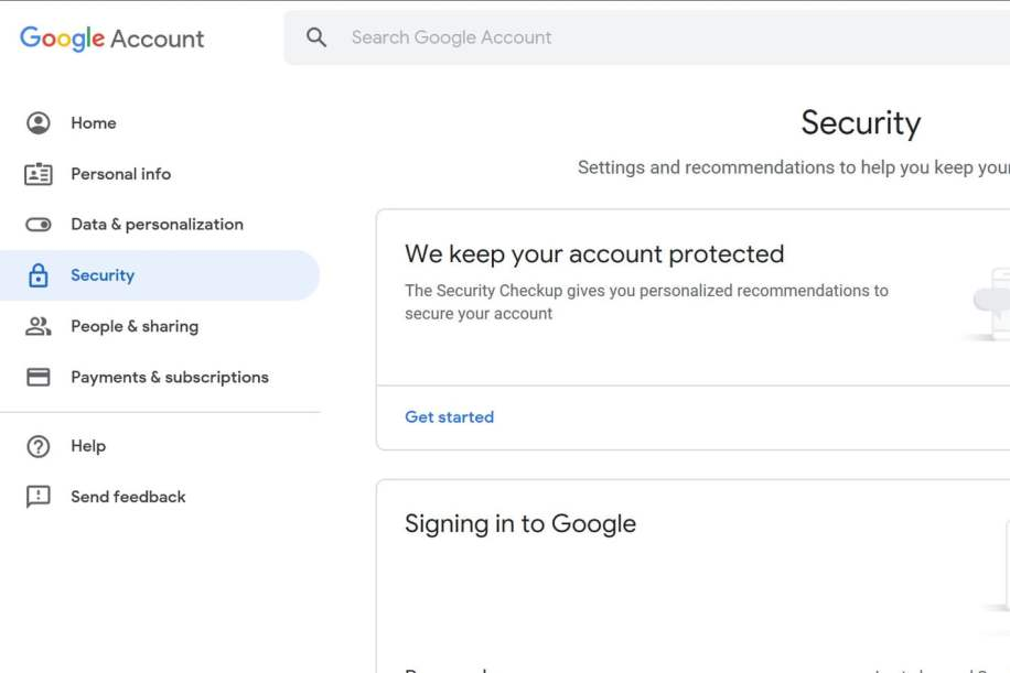 How To Change Your Gmail Password On Android & PC - ONLINE