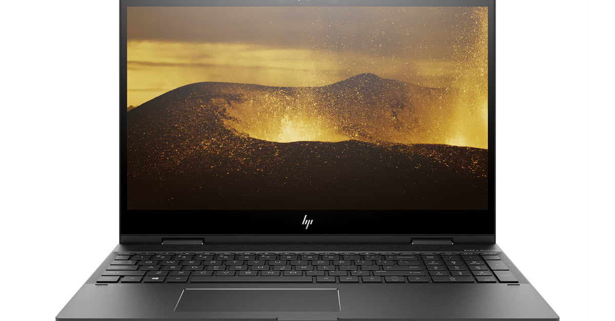 Hp Envy X360 15 Review Unhinged Design Digital Trends