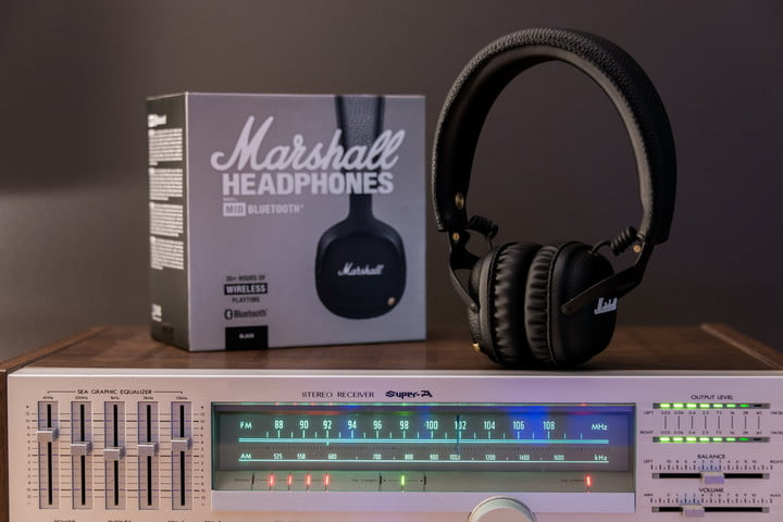 marshall mid bluetooth review headphones