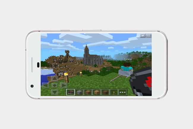 best android games minecraft