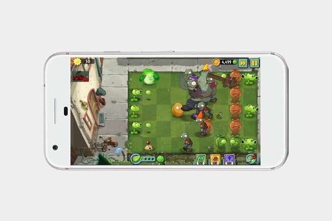 best android games plants vs zombies 2