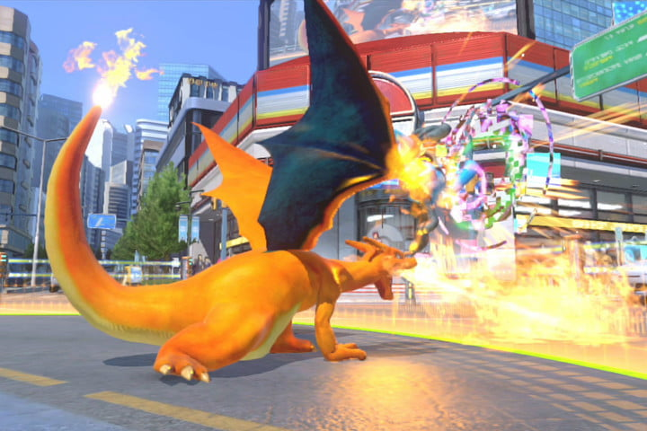 The Best Pok    mon Games   Ranked   Digital Trends best pokemon games pokken tournament screen