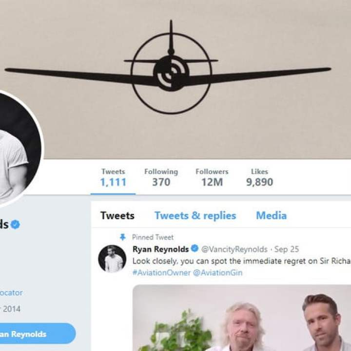 ottieni più follower su twitter ryan reynolds